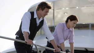 Patrick Jane et Lisbon