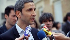 Christophe Najdovski a été désigné candidat EELV pour les municipales de 2014 à Paris.