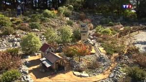 En Corrèze, un parc de trains miniatures fait rêver petits et grands