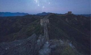 Vous pensiez que la Grande Muraille de Chine ressemblait uniquement à cela, voici l'envers du décor