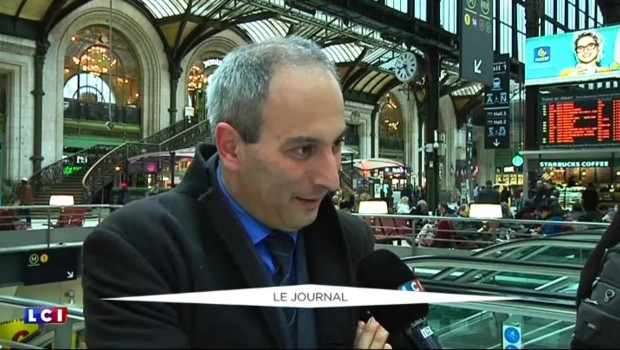 Grève à la SNCF : les usagers s'adaptent, un trafic quasi-normal pour mercredi
