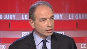 Jean-François Copé, invité du Grand Jury du 28 octobre 2012.