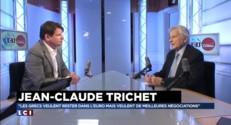 La Grèce a dit non : l'analyse de Jean-Claude Trichet, ancien président de la BCE