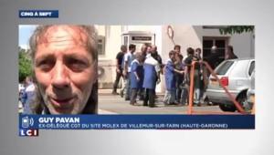 Les ex-salariés de Molex indemnisés de 100.000 euros