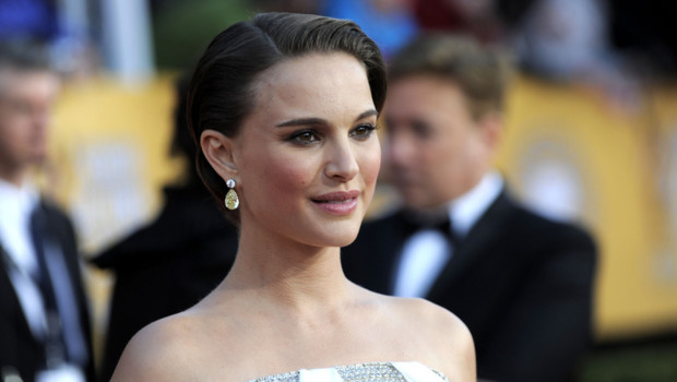Natalie Portman au Screen Actors Guild