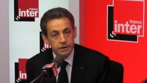 Nicolas Sarkozy sur France Inter (1er mars 2012)