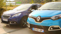 Peugeot 2008 ou Renault Captur ?