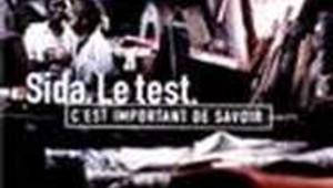 sida VIH test dépistage spot pub TV 2002 africains