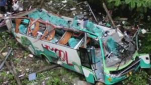 un accident de car fait 17 morts au Pérou