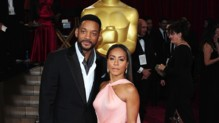Will Smith et Jada Pinkett Smith en mars 2014