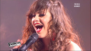 The voice 14 avril 2012