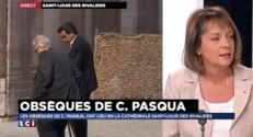 """Charles Pasqua, un homme """"très protecteur"""""""