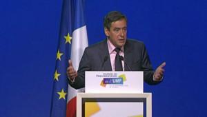 François Fillon le 25 septembre 2009