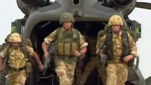 irak soldat anglais britannique