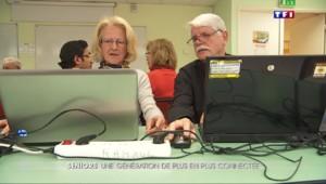 """""""La silver économie"""" : quand la formation web des seniors devient un marché prometteur"""