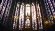 Le 20 heures du 28 août 2015 : La Sainte-Chapelle, vieille de 700 ans, rouvre ses portes - 2072