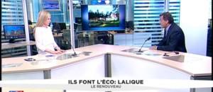 Le renouveau de la société française de luxe Lalique