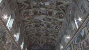 chapelle sixtine Vatican Rome