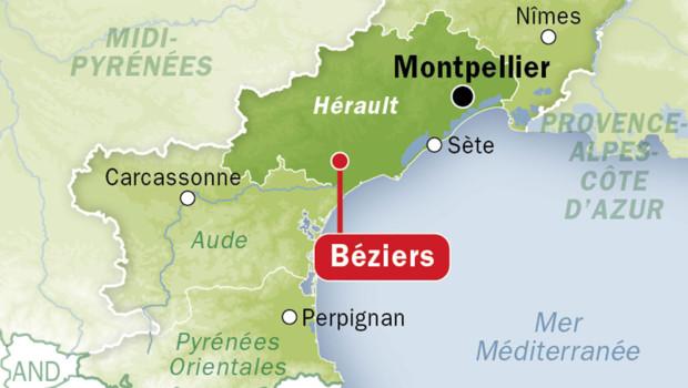 infographie Béziers