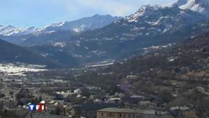 La ville de Briançon