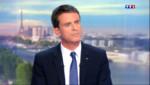 """Le 20 heures du 16 septembre 2015 : Manuel Valls : """"Nous voulons agir en Syrie en légitime défense"""" - 1530"""