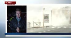 Le 20 heures du 28 novembre 2014 : A Grimaud, dans le Var, la circulation reste dangereuse - 844.5709999999997