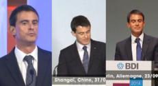 Manuel Valls à Berlin, à Londres et à Shanghai