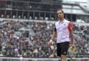 Richard Gasquet en 1/4 de finale de Roland-Garros, le 1er juin 2016.