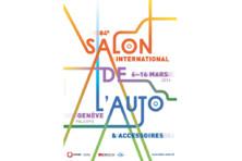Salon Genève 2014 Affiche