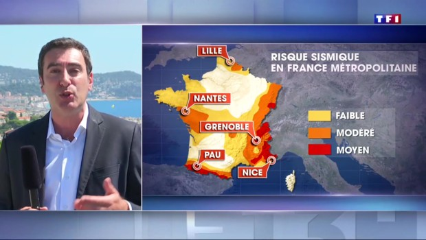 Séisme en Italie: la France est-elle un pays à risque ?