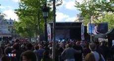 Un concert pour la liberté de la presse à Paris