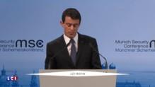 """Valls sur le terrorisme : """"Il y aura d'autres attaques d'ampleur, c'est une certitude"""""""