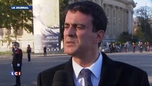 "Affaire Jouyet : Valls appelle au ""rassemblement"""