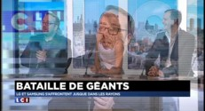 Bataille de géants : LG et Samsung s'affrontent jusque dans les rayons