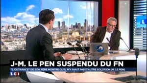 """Crise au FN : """"Marine Le Pen s'est comportée comme une femme d'État"""""""