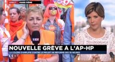 """Hôpitaux parisiens en grève : une syndicaliste dénonce le """"pseudo-projet"""" de Hirsch"""