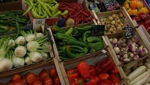 légumes fruits étal commerce primeurs