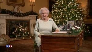 """Les voeux d'Elizabeth II : """"La lumière triomphera des ténèbres"""""""