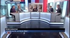 """""""A nous de faire baisser le FN"""" clame Roger Karoutchi"""