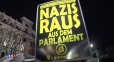 Bal de l'extrême droite à Vienne : 54 arrestations, 6 blessés légers