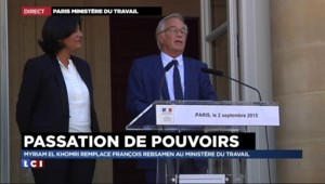"""François Rebsamen : """"Je suis heureux de retrouver Dijon, ma ville"""""""