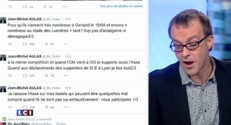 L'ASSE condamne les tweets blessants du président de l'Olympique lyonnais