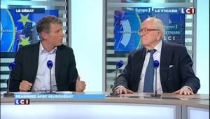 Le Pen/Peillon : première joute sur le niveau des salaires