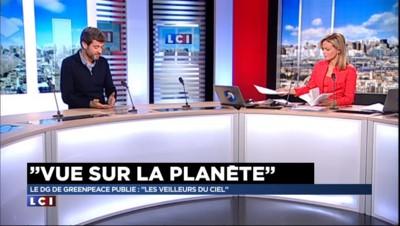 """""""Vue Sur la Planète"""""""