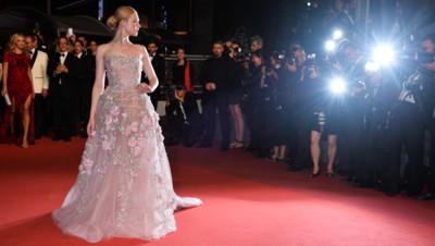 Elle Fanning Cannes 2016