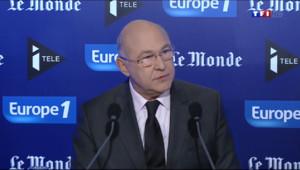 """Le 13 heures du 26 janvier 2014 : Sapin : """"Plus de statut de Premi� dame"""" - 209.059"""