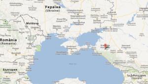 Région de Krasdonar, près de la mer Noire, en Russie.