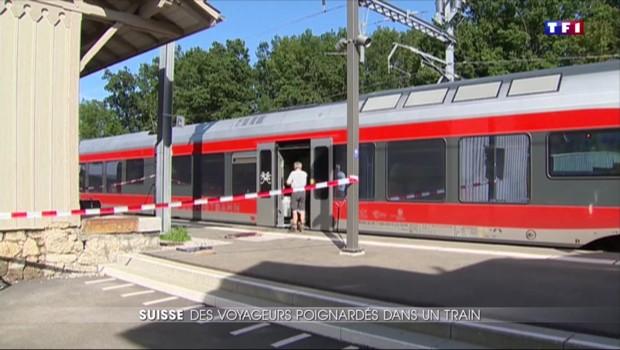 Suisse : un homme ouvre le feu dans un train, six blessés