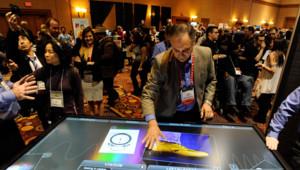 Un événement organisé à la veille de l'ouverture du salon CES à Las Vegas.