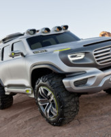 Mercedes Ener-G-Force Concept 2012
